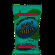 Wet Ones Be Gentle 12s (USP4290)