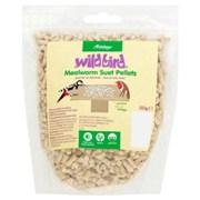 Wildbird Mealworm Suet Pellets 500g (25018)