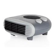 Warmlite 2kw Flat Fan Heater Titanium (WL44004DT)