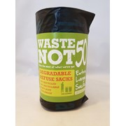 Waste Not Disposable Refuse Sacks 50s (WN850)