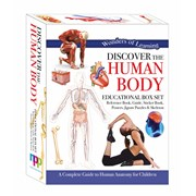 Omnibus Boxed Activity Set The Human Body (WOLNBS0)