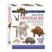 Omnibus Boxed Activity Set Dinosaurs (WOLNBS03)