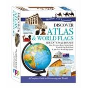 Omnibus Boxed Activity Set Atlas (WOLNBS17)