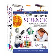 Omnibus Boxed Activity Set Science (WOLNBS19)