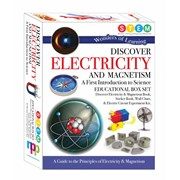 Omnibus Boxed Activity Set Electricity & Magnets (WOLNBS28)