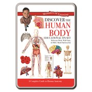 Wonder Of Learning Tin The Human Body (WOLNTS01)