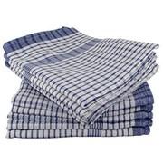 Dh Wonderdry Tea Towel Navy