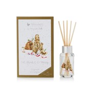 Wax Lyrical Reed Diffuser Eat Drink Be Merry 40ml (WR0712)