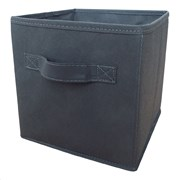 Russel Foldable Storage Box Grey Med (WS8193M)