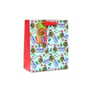 Roar-some Christmas Gift Bag Medium (X-189-M)