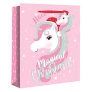 Unicorn Gift Bag Med (X-25110-3)