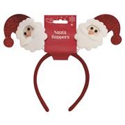 Santa Head Boppers (X-26040-BOPC)
