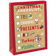 Checklist Pp Woven Gift Bag Jumbo (X-27435-25C)