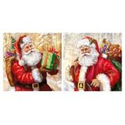 Trad Santa Acetate Cards (X-27651-BCC)