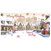 Winter Scene Acetate Cards (X-27675-BCC)