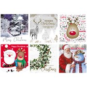 Boxed Christmas Cards 30s (X-27729-CCC)