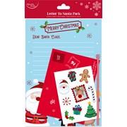 Letter To Santa Pack (X-29649-LETCC)
