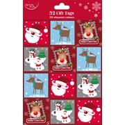 Cute Gift Tags 32pack (X-29694-GTCC)