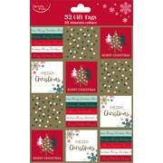 Contemporary Gift Tags 32pack (X-29700-GTCC)