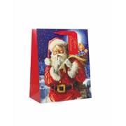 Trad Santa Gift Bag Large (X-305-L)