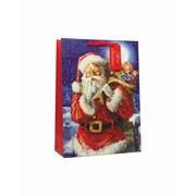Trad Santa Gift Bag X/lge (X-305-XL)