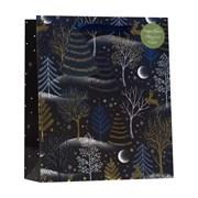 Forest Scene Gift Bag Large (X-375-L)