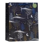 Forest Scene Gift Bag Medium (X-375-M)