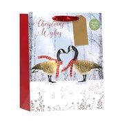 Geese Gift Bag Large (X-377-L)