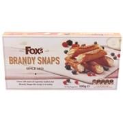 Foxes Golden Brandy Snaps 100g (X065S)