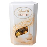 Lindt Lindor White Cornet 200g (X1054)