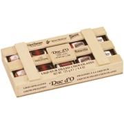 Duc Do Chocolate Liqueurs Wooden Crate 125g (X1330)