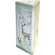 G Wilds Embossed Triangle Stag Tin 150g (X2012)