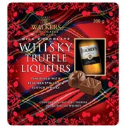 Walkers Teachers Whisky Truffle Tin 200g (X2195)