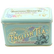 English Teas Victorian English Breakfast Tea Tin 60g (X2313)