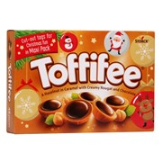 Toffifee 48pc Santa Gift Box 400g (X2371)