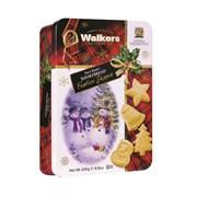 Walkers Festive Shape Tin 250g (X2466)
