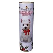 Bramble G Wilds Scottie Dog Biscuit Tube (X2482)