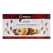 Walkers Chocolate Shortbread Selection 400g (X2516)