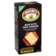 Thomas Fudges Marmite Cheese Biscuits 150g (X2625)