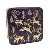 G Wilds Embossed Golden Stag Tin 160g (X2676)
