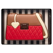 Cww Chocolate Handbag 70g (X2744)