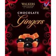 Bramble Walkers Dark Chocolate Gingers (X890)