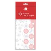 Giftmaker Blush Tissue Paper Sheets 10s (XAKGA109)