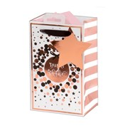 Giftmaker Sparkle & Shine Gift Bag P/fume (XAKGB42P)