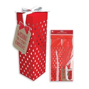 Giftmaker Xmas Icons Gift Box Bottle (XAKGB64BB)