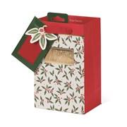 Tom Smith Merry Berry Gift Bag P/fume (XAKTB501P)