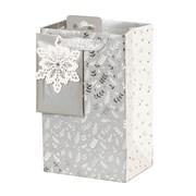 Tom Smith Seasonal Sparkle Gift Bag P/fume (XAKTB504P)
