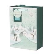 Tom Smith Arctic Dream Gift Bag Large (XAKTB509L)