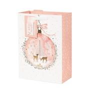 Tom Smith Winter Pastels Gift Bag Large (XAKTB510L)