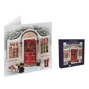 Tom Smith Luxury Handmade Front Door Cards 5s (XAKTC1304)